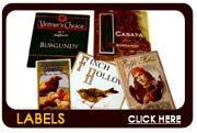 Wine Labels, Custom Wine Labels